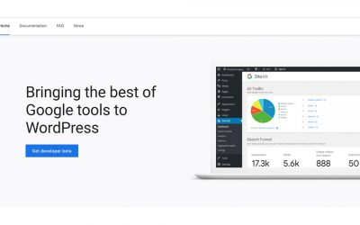 How to install and use the Google Sitekit WordPress Plugin